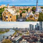 Allemagne-Espagne : Energies renouvelables et autonomie pour Francfort et Barcelone