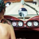 Allemagne : Conduire nu est autorisé