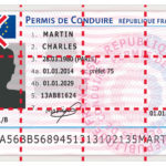 La Drôme, le Nord et la Marne: un permis de conduire temporaire après suspension