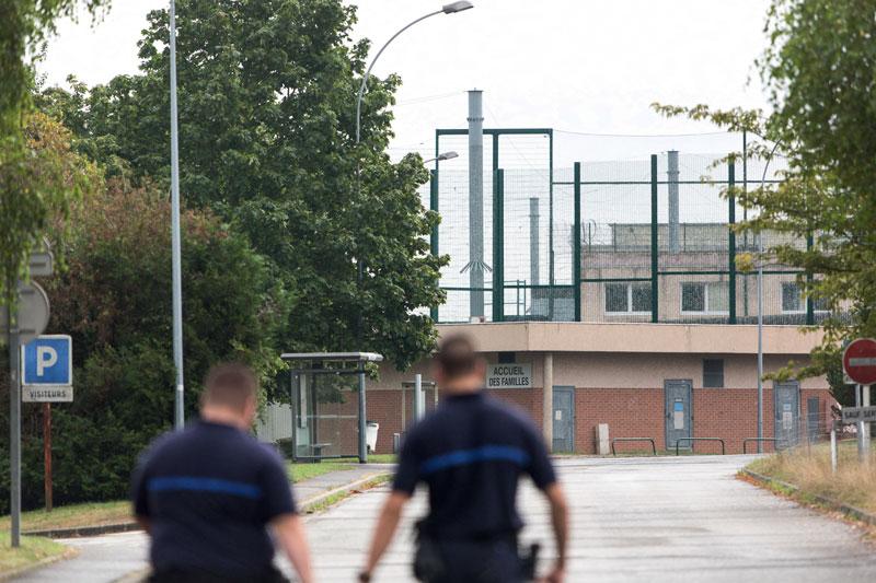 À Osny, la souffrance du personnel pénitentiaire est palpable
