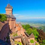 Bas-Rhin : 530 000 touristes par an au château du Haut-Koenigsbourg