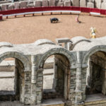 Gard : Nîmes: fréquentation en hausse pour les monuments romains