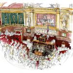 L'Acte II des réformes sociales se jouera au Parlement au printemps prochain