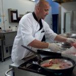 Le chef breton qui éduque au goût
