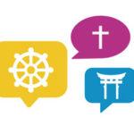 Inquiètes, les religions veulent faire entendre leur voix