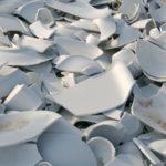 Nouvelle-Aquitaine : De la porcelaine dans la chaussée: une idée lumineuse