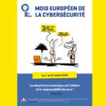 En octobre, l'Europe se mobilise en faveur de la cybersécurité