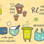 Le «Zero waste» pour éviter que la planète ne croule sous les déchets