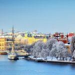 Suède : Déneiger rend l'espace public plus inclusif