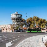 Espagne : Madrid : La culture réveille des bâtiments industriels