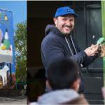 Olivier Landes : L'assistant à la maîtrise d'ouvrage artistique urbain