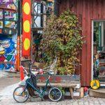 Danemark : Une ville libre au cœur de Copenhague