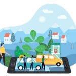 Les zones rurales rivalisent d'inventivité pour les mobilités douces