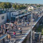 Île-de-France : Pôle d'échanges de Robinson (RER B): une gare plus accessible