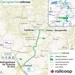 Mixité, coopérative, stratégie d'acteurs privés: le fret ferroviaire français en action