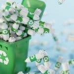 Les matières recyclées ne sont pas assez rentables et c'est un problème